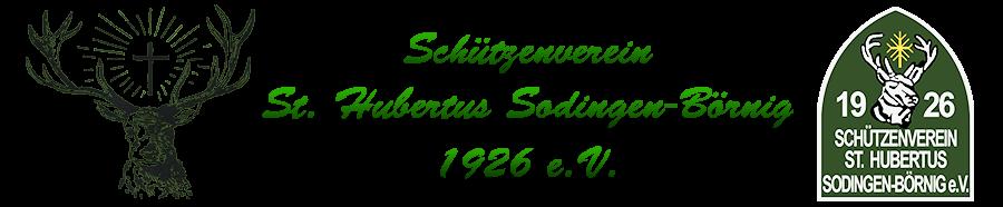 Schützenverein St. Hubertus Sodingen-Börnig 1926 e.V.